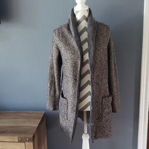 J. Jill Oversized Cardigan Sweater